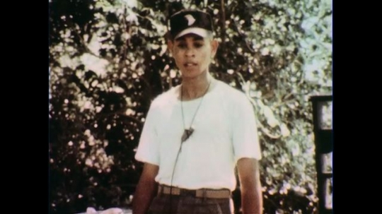 VIETNAM 1960s: Officer speaking / Close up of soldier.