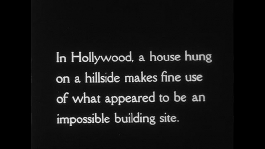 HOLLYWOOD CIRCA 1951 : In Hollywood, Mr. and Mrs. Guthrie, Jr.'s house is cleverly hanged with the help of designer Richard Spencer.