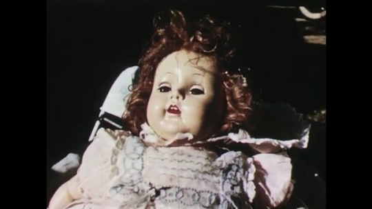 UNITED STATES: 1950s: doll
