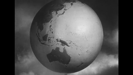 1950s: Earth turns. Lets talk about what we have.