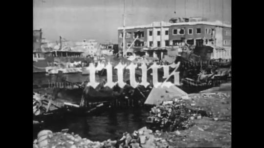 Europe 1940s: