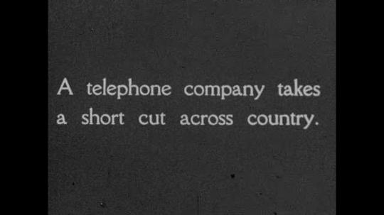 1920s: Intertitle: