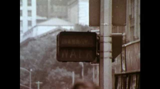 1960s: Sign flashes
